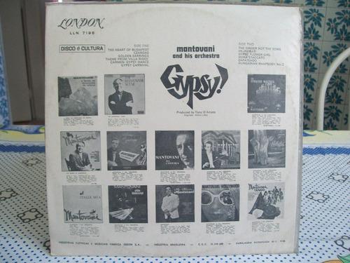 lp. mantovani plays gypsy 1970 .