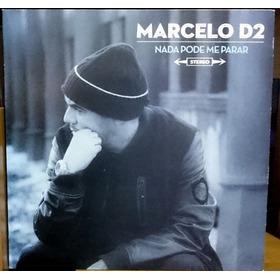 Lp Marcelo D2 - Nada Pode Me Parar - Emi.