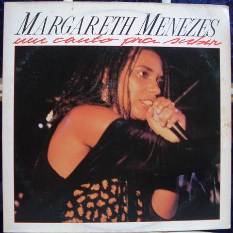 lp margareth menezes - um canto pra subir - 1990 - stereo
