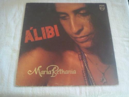 lp maria bethania-alibi