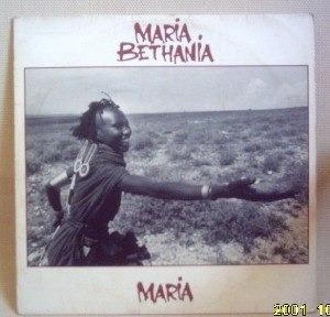 lp   -   maria bethania  -    maria   -  1988