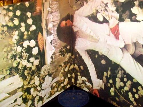 lp maria bethania - pássaro da manhã (1977) c/ terra trio