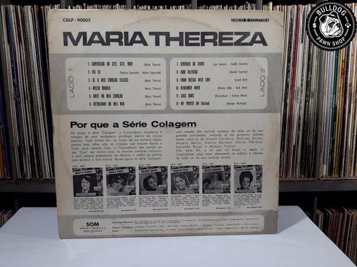 lp maria thereza  copacabana série colagem -veja o video- cc