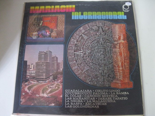 lp  =  mariachi internacional