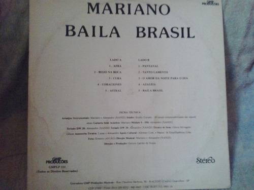 lp - mariano baila brasil