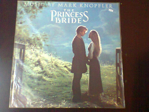 lp mark knopfler - the princes bride. trilha do filme