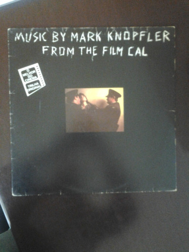 lp mark knopfler - trilha sonora do filme ''cal''.