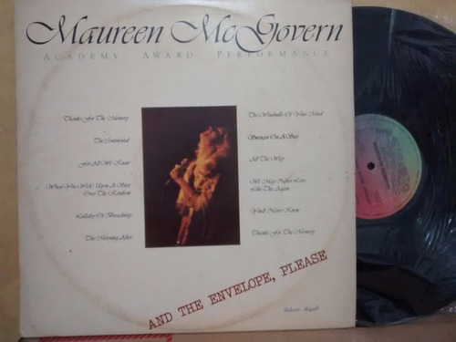 lp maureen mcgovern and the envelope, please 1974