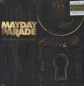 Lp Mayday Parade Monsters In The Closet