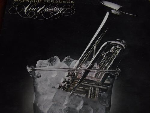 lp maynard ferguson new vintage importado u s a jazz
