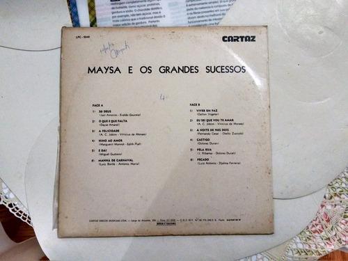 lp maysa e seus gr. sucessos ja