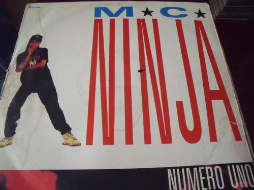 lp mc ninja, numero 1