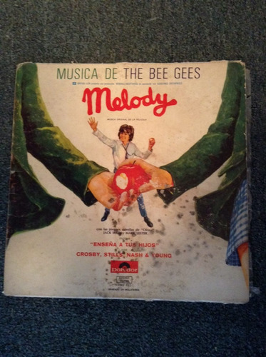 lp melody bee gees