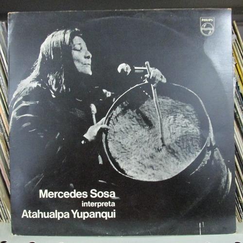 lp mercedes sosa interpreta atahualpa yupanqui