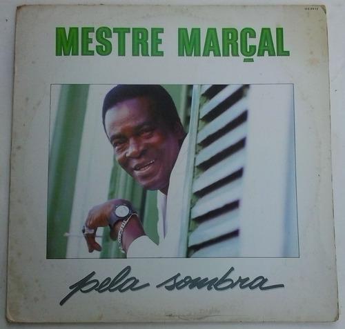 lp mestre marçal pela sombra 1989