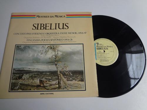 lp mestres da musica sibelius