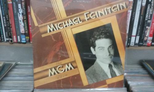 lp michael feinstein - the mgm album