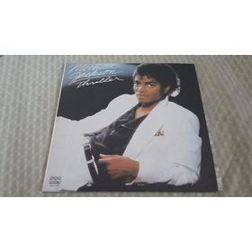 Lp Michael Jackson Thriller Bulgaro Contra Capa Diferente