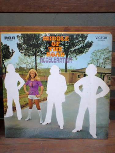 lp middle of the road acceleration 1972