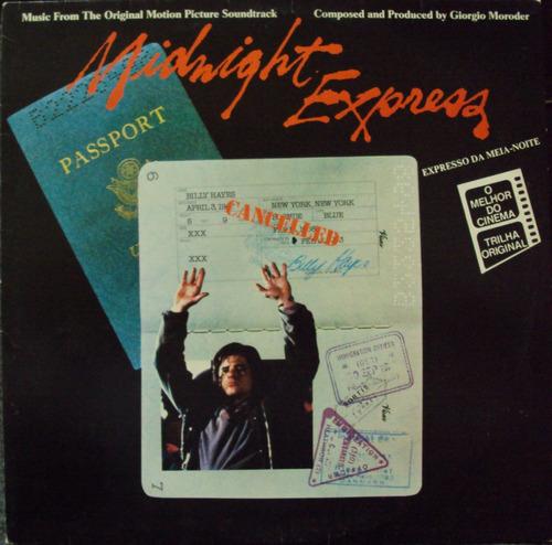 lp midnight express expresso da meia-noite(frete grátis)