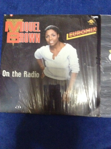 lp miguel  brown on the radio