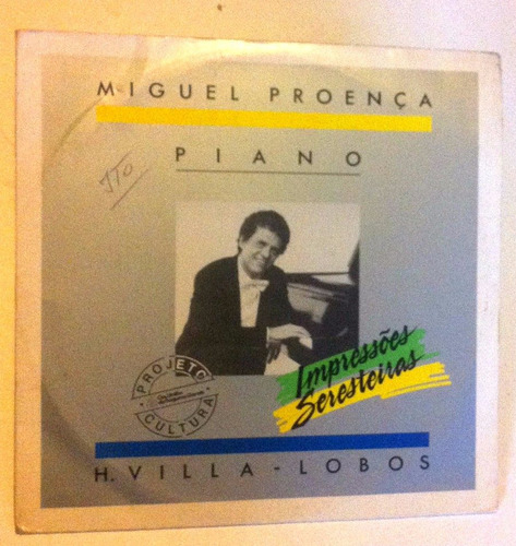 lp miguel proença piano villa lobos ótimo est calcule frete
