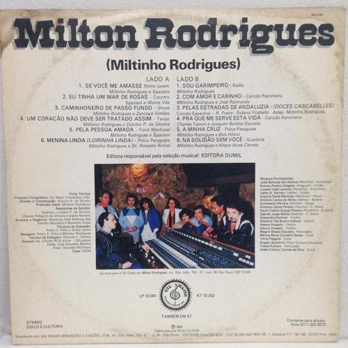 lp milton rodrigues (miltinho rodrigues) hbs