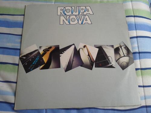 lp mix promocional roupa nova - vício 1988 rca raro