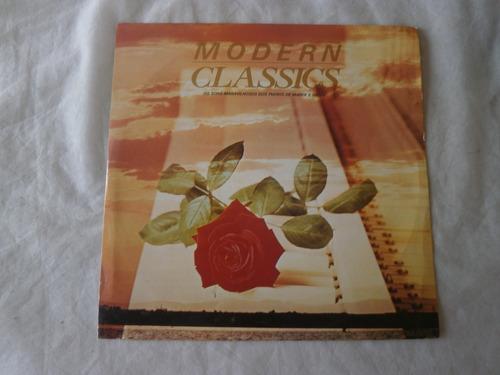 lp modern classics 1980 marek e vacek, disco de vinil