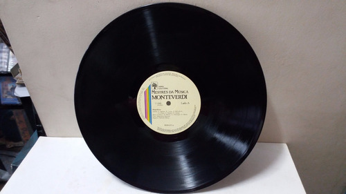 lp monteverdi mestres da música 1981 ja