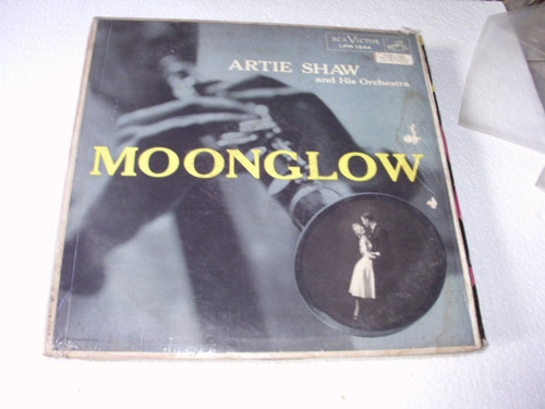 lp moonglow - artie shaw and his orchestra