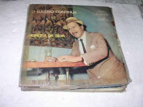 lp moreira da silva  o sucesso continua, 1976