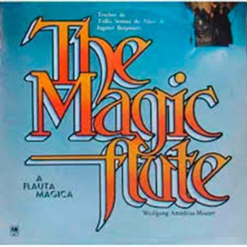 lp mozart - the magic flute ( trechos da trilha so