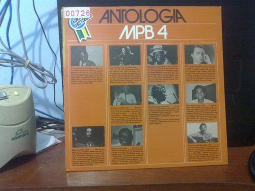 lp - mpb 4 - antologia