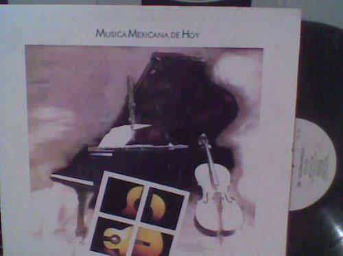 l.p. musica mexicana de hoy