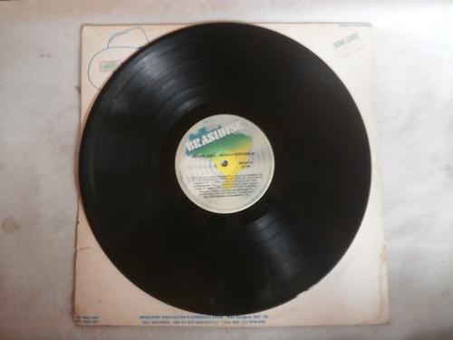 lp música sertaneja - 1989, disco de vinil coletânea, raro