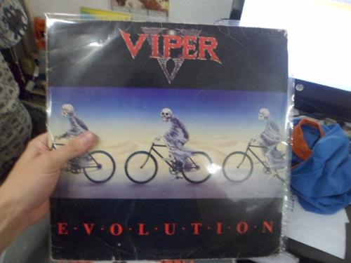 lp nacional - viper - evolution - frete 15,00