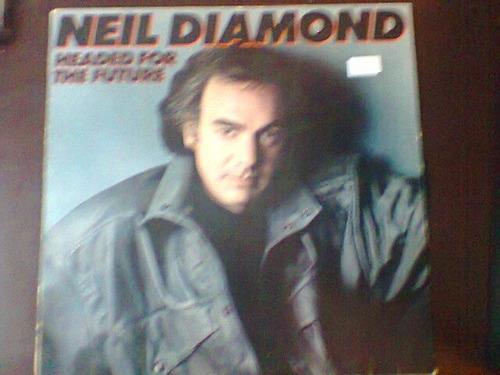 lp neil diamond - headed for the future
