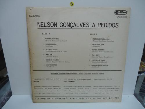 lp nelson gonçalves a pedido selo rca 1966 by trekus vintage