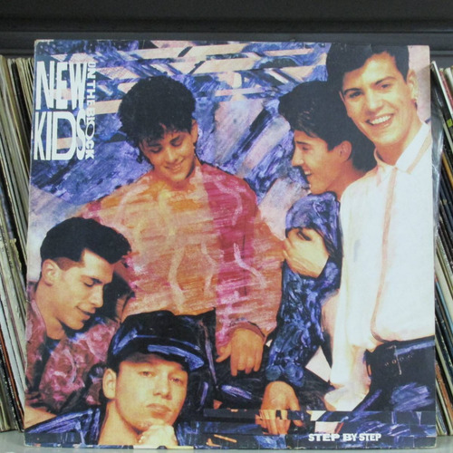 lp new kids on the block step by step
