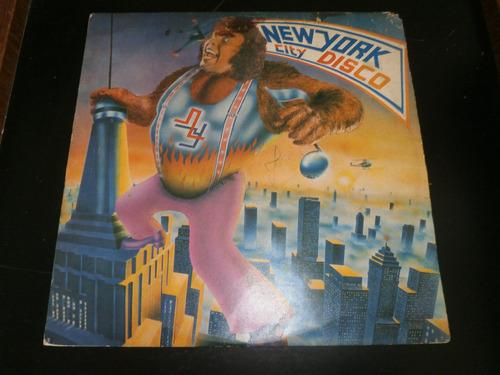lp new york city - disco, disco vinil, ano 1976