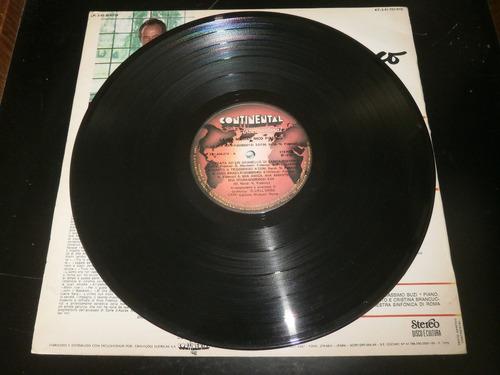 lp nico fidenco - la mia mania, disco vinil, ano 1979