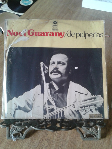 lp - noel guarany - de pulperias