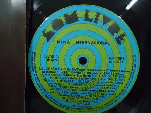 lp novela nina- internacional- som livre-1977 (sl4)