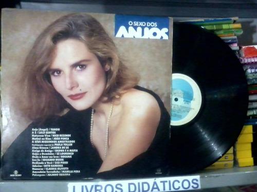 lp novela - o sexo dos anjos - nacional 1989 frete 12,00