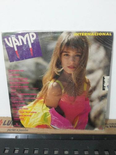 lp - novela vamp - internacional