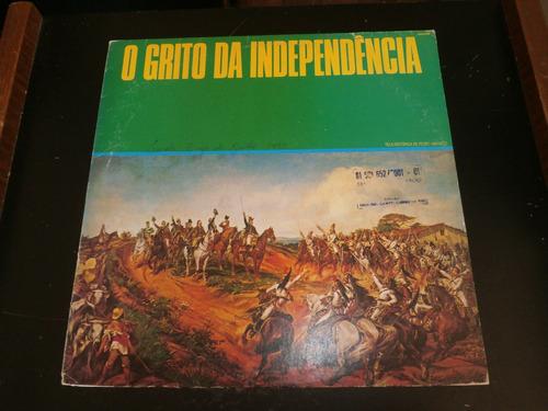 lp o grito da independência - polícia militar de são paulo