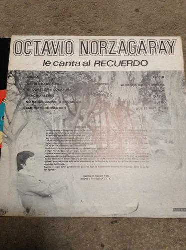 lp octavio norzagaray