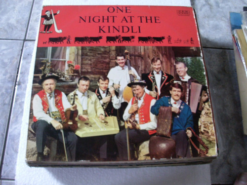 lp one night at the kindli