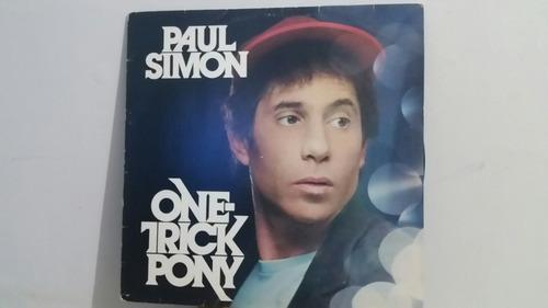 lp  one trick pony - paul simon